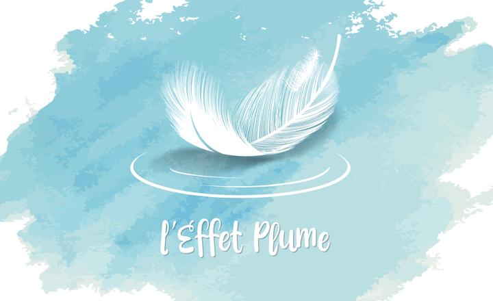 L'effet plume…